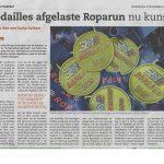 krant-artikel